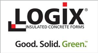 Logix- Insulated Concrete Forms